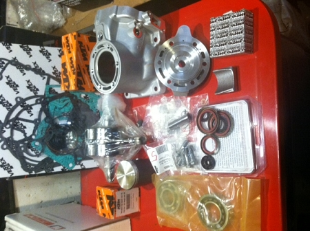 KTM 125sx 2007-2015 150cc Big Bore Kit