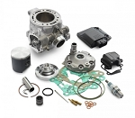 KTM 85sx 105cc big bore cylinder kit 2018-2019     $200.00 for your old 2018-19 sx85 cylinder, cylinder head and power-valve